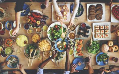 Top 5 Foodie Favorites Around The World